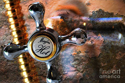 Photograph - Hot Water by Randi Grace Nilsberg