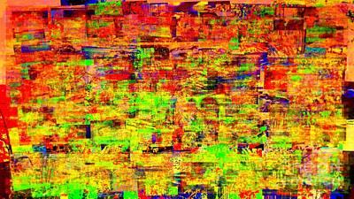 Digital Art - Hot Wind by Pauli Hyvonen