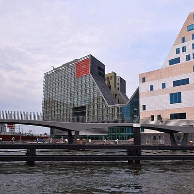 Photograph - Hotel Aitana Amsterdam by Jouko Lehto
