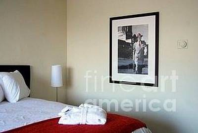Photograph - Commission - Hotel Art by Susan Parish Designs