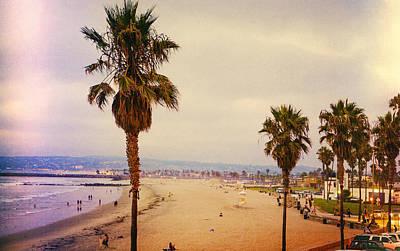 San Diego Artist Digital Art - Hotel California  by Kenny  Noddin