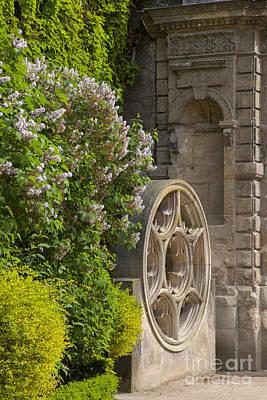 Sully Photograph - Hotel De Sully Garden by Brian Jannsen