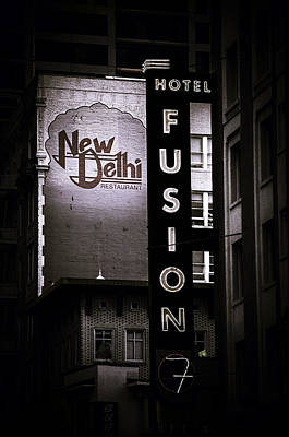 Mid Century Modern - Hotel Fusion by Joie Cameron-Brown