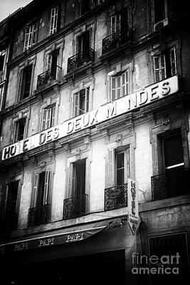 Photograph - Hotel Light by John Rizzuto