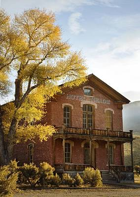 Photograph - Hotel Meade by Sonya Lang