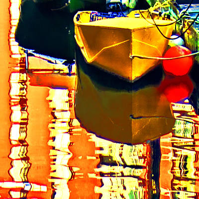 Photograph - Hotel Moorage by Dale Stillman