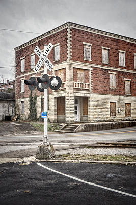 Photograph - Hotel Railroad by Sharon Popek