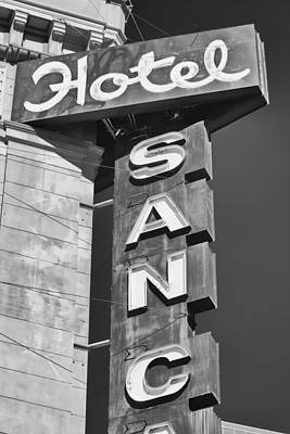 Photograph - Hotel San Carlos by Michael Yeager