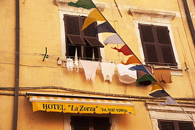 Photograph - Hotel Undies by Doug Davidson