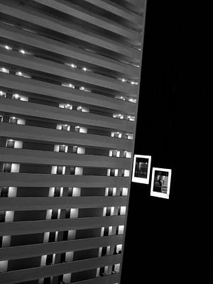 Photograph - Hotel06 by Tony Grider
