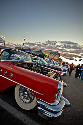 Photograph - Hotrod Buick  by Merrick Imagery