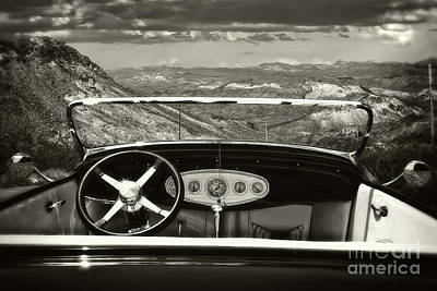 Photograph - Hotrod Dream by Adam Olsen