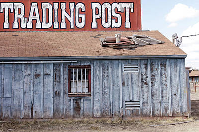 Trading Post Photograph - Houck, Arizona, United States by Julien Mcroberts