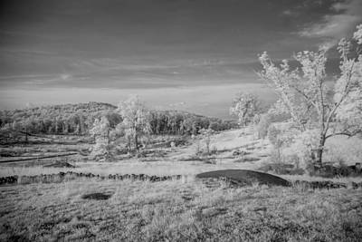 Photograph - Houcks Ridge  8d00081i by Guy Whiteley