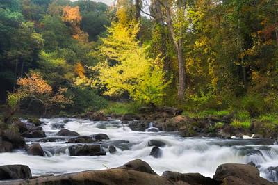Connecticut Landscape Photograph - Housatonic River by Bill Wakeley