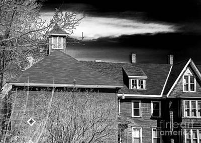 Photograph - House by Alana Ranney