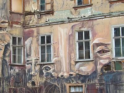 Photograph - House Art by Katharina May