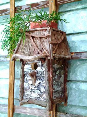 House Bird Art Print