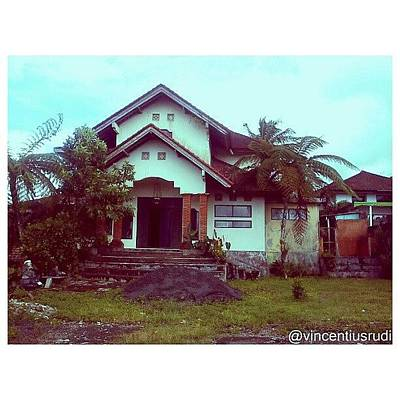 Classical Photograph - #house #classical #view #bali #old by Vincentius Rudi Candra