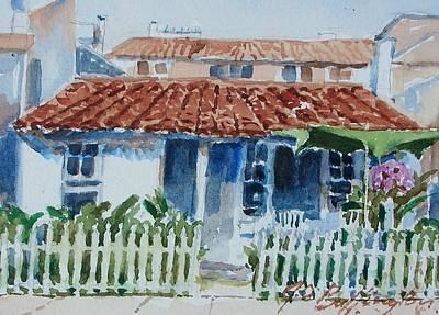 House For Tom Art Print