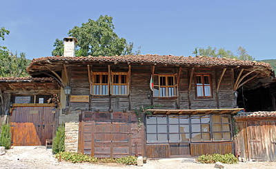 Photograph - House In Jeravna by Tony Murtagh