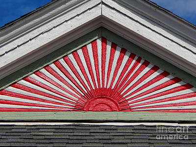 Photograph - New Orleans House Of A Rising Sun Rays Louisiana by Michael Hoard