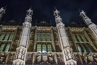 Wall Art - Photograph - House Of Lords  by Bill Mock