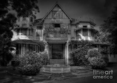 Photograph - House Of Secrets by David Birchall