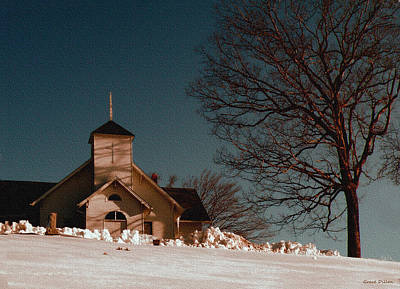 Photograph - House Of Worship by Grace Dillon