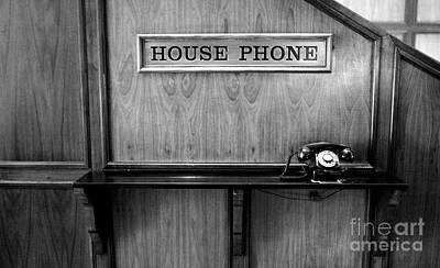 House Phone Art Print