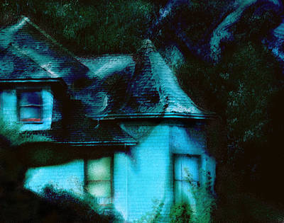 Photograph - House With Soul   by Viggo Mortensen