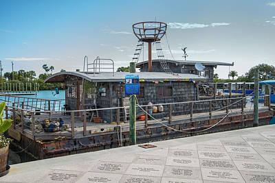 Digital Art - Houseboat by Carol Ailles