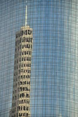 Architecture Photograph - Houston 1 by Steven Richman