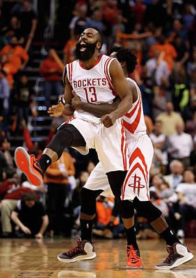 Photograph - Houston Rockets V Phoenix Suns by Christian Petersen
