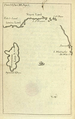 Houyhnnms Land Art Print by British Library