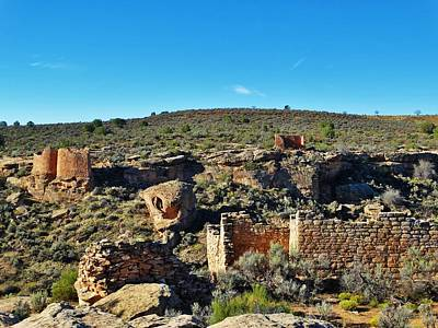 Photograph - Hovenweep by Lisa Dunn