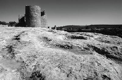 Photograph - Hovenweep Ruin by Bob Christopher