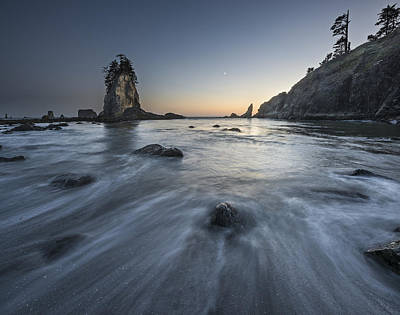 Botanical Beach Photograph - How I See It. by Jon Glaser