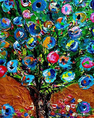 Painting - How We See Life by Harmony Thiessen