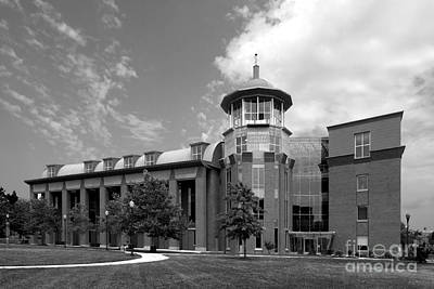 Photograph - Howard University Health Sciences Library by University Icons