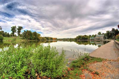 Venice Beach Bungalow - Hoyt Lake Start of Fall 2014 04 by Michael Frank Jr
