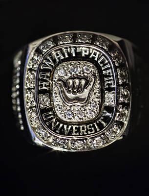 Photograph - Hpu Ring by Dan McManus