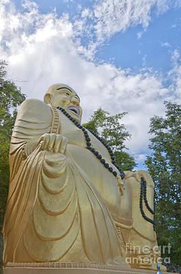 Huahin Photograph - Hua Hin Sitting Buddha 02 by Antony McAulay