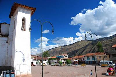 Photograph - Huasao Peru by Cascade Colors