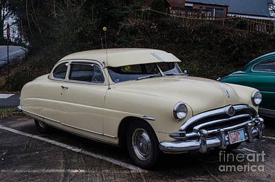 Photograph - Hudson Hornet 2 by Donna Brown