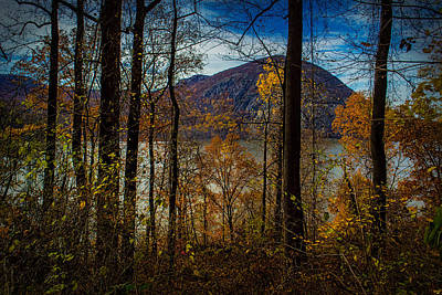 Photograph - Hudson River Valley Fall View by Chris Lord