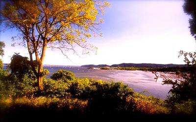 Photograph - Hudson Valley  Photograph  by Iconic Images Art Gallery David Pucciarelli