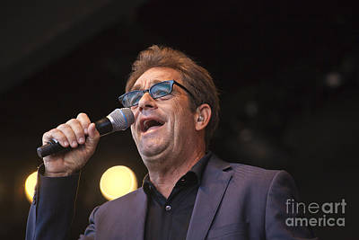 Huey Lewis Photograph - Huey Lewis by Craig Lovell