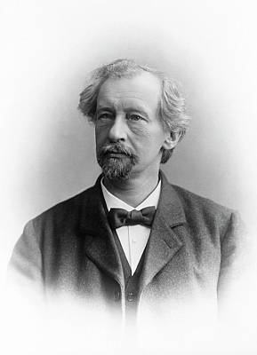 Plant Physiology Photograph - Hugo De Vries by American Philosophical Society