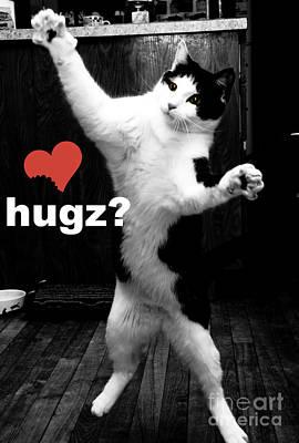 Photograph - Hugz by Cheryl Baxter